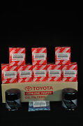 90915-yzzd1 Qty 10 Toyota Oil Filters With Drain Plug Gaskets