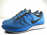 Ds Nike 2012 Flyknit Trainer+ Blue Tint 7.5 Olympic Woven Presto Air Max 1 90 95