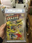 Brave And The Bold 29 Sbcs Not Cgc 3.0 Key 2nd Justice League