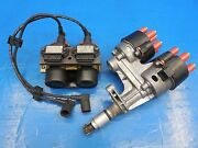Porsche 964 And 993 Oem Bosch Dual Distributor And Dual Ignition Coils Complete