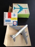 Vintage Europarc Air France Boeing 707 Diecast 1/300 Model And03950s Inv2079