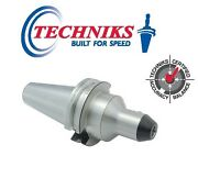 Techniks Ct40 1 Dual Drive Contact 6 Length Cat40 End Mill Holder 15000 Rpm