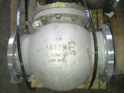 Ladish 10 Check Valve, Stainless, Re-manufactured Sku P8708