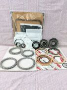 Gm 4l60e Transmission Rebuild Kit W/ Frictions And Steels And Rubber Pistons 1993-96