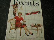 1957 Events The Chrysler Magazine Nov. And Dec 1957 Issue
