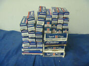 New Lot Of 66 Acdelco Spark Plugs Set