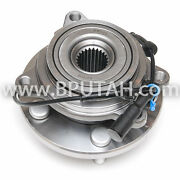 Land Rover Discovery 2 Ii Wheel Hub Bearing Front Assembly With Abs Sensor