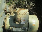 Siemens Electric Motor 25hp Explosion Proof 286tc/ft. 1750rpm 460v