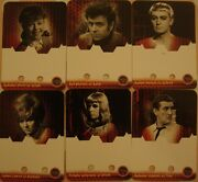 Dr Who - Daleks Invasion Earth 2150 Ad Printers Proofs - 8 Autograph Cards