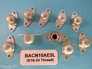 Self Locking 5/16-24 Capped Nutplates Boeing Aircraft Race Sprint Nos 10