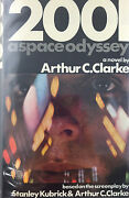 2001 A Space Odyssey By Arthur Clarke First British Edition
