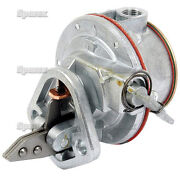 Fuel Lift Pump For Ford Tractor 5900 6700 7200 7600 7700 9200 5110 6410+ W/simms