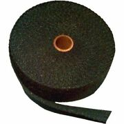 Thermo-tec Black Insulating Exhaust Wrap 15 Metres/50 Feet X 1 Wide