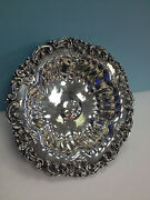 Antique Sterling Silver Bowl By Bailey Banks And Biddle Co. Clean W/ No Engraving