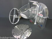 Complete Shredder Grater For Hobart Mixer 12 Includes 3/16 Cheese Disc