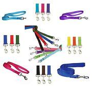 Dog Lead Leashes Bulk Lot Packs Litter Rescue Shelter - Choose Size And Quantity
