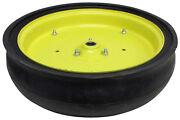 An211864 Guage Wheel Assembly Urathane For John Deere Air Drill And Planter