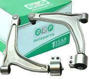 Front Lower Suspension Wishbone Control Arms For Vauxhall Vectra C Signum Pair