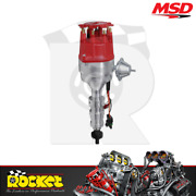 Msd Pro-billet Ready-to-run Distributor Fits Ford Fe 332-428 - Msd8595