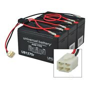 36 Volt Battery Pack For The Razor Ecosmart Metro 7 Ah With Harness