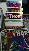 From Avengers Thor Comic Lot Of 94 309-495 Mostly Vf-vf+ Annual 10-16