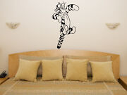 Tigger - Winnie The Pooh Disney Children's Bedroom Decal Wall Sticker Picture