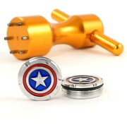 2 X 5g Tour Style Weights + Wrench For Scotty Cameron Putters Captain America