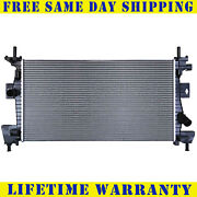 Radiator For 2012-2017 Ford Focus 4cyl 2.0l Lifetime Warranty Free Shipping