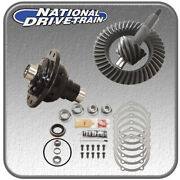 Ring And Pinion Bearing Install Kit And Posi Diff - Fits Ford 9 - 5.00 - 28 Spl