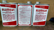 3 Pints Alumicut Lubricant For Aluminum, Brass, Copper And Plastic Free Shipping