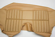 New Jaguar Xke E-type 2+2 Series 2 And Series 3 Leather Rear Seat Cover