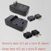 Fast Wall Battery Charger Li-70b For Olympus X940 D705 Fe5040 Vg-120 Vg-130