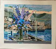 Monte Carlo By Michel Henry - Limited Edition Silkscreen