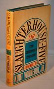 Kurt Vonnegut - Signed And Inscribed - Slaughterhouse Five - First Edition