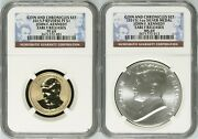 2015 P Rev. Proof Presidential 1 John F. Kennedy Coin And Chronicles Set Ngc Pf69