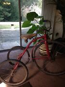 1920's Antique Tricycle - Believed To Be A Fairy Colson