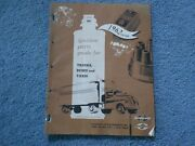 1962 Standard Blue Streak Ignition Parts Guide Catalog Aa1 Trucks Buses Taxis