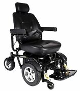 Drive Trident Hd Power Chair With 22 Wide Seat Heavy Duty 450 Lb. Weight Cap.