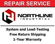 Fanuc A06b-6111-h022h550 Spindle Amplifier Repair Only