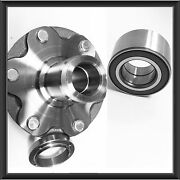 Front Wheel Hub And Bearing For 1998 - 2004 Toyota Tacoma 2wd Single Fast Shipping
