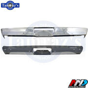 70-71 Plymouth Duster Front And Rear Bumper Kit Amd New Without Jack Slots