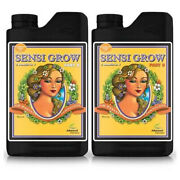 Advanced Nutrients Sensi Grow A And B Combo - Ph Perfect 1 Liter