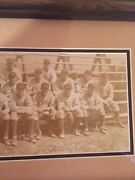 1928 Boston Braves Panoramic Panorama Photo Rogers Hornsby Red Sox Baseball