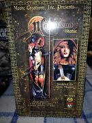 The Magdalena Statue By Moore Creations 724 Of 4000 The Darkness
