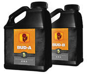 Heavy 16 Bud A And B Base Nutrients 2.5 Gallon -hydroponics Nutrients Flower Plant