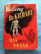 Calling Dr. Kildare - With Lew Ayres Autograph