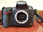 Nikon D700 Complete Package With 18-70mm70-300mmflash Light Sb6001gb Card