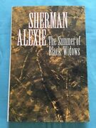 The Summer Of Black Widows - Signed Ltd. Edition By Sherman Alexie