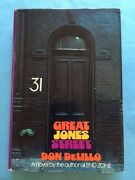 Great Jones Street - First Edition Review Copy By Don Delillo
