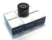 6 New Oem Kohler Oil Filters 12 050 01-s 1205001 For Small Gas Engine Lawn Mower